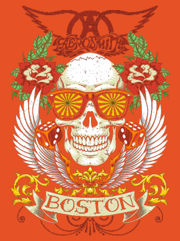 Aerosmith - Skull Logo