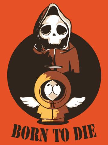 Born to Die - South Park