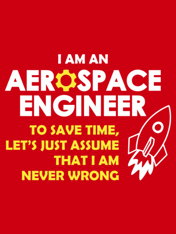 Aerospace engineer profession