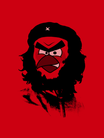 Angry Che
