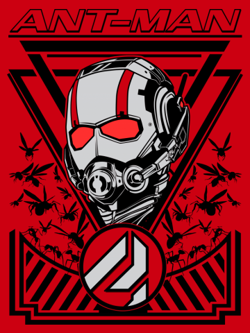 Ant-Man Triad