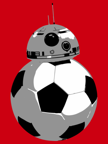 BB-8 Ball (Footy Version)