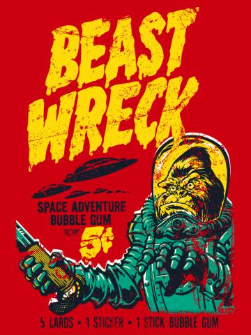 BEASTWRECK ATTACKS!