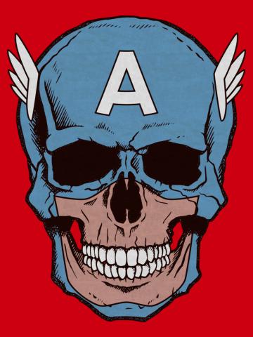 Captain Amerikilled