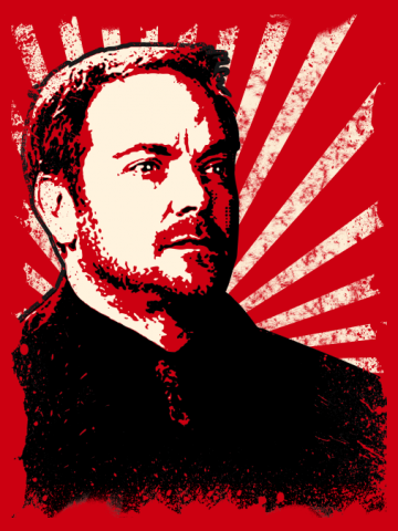 Crowley - King Of Hell - Portrait