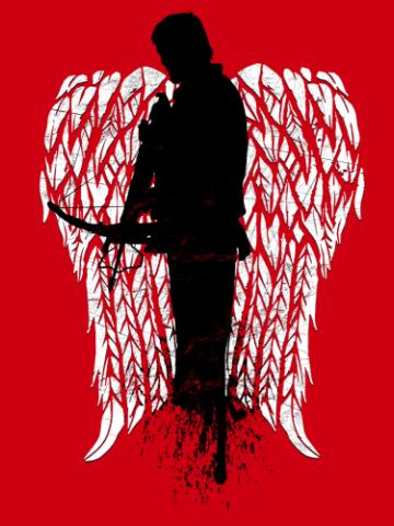 Daryl Wings - The walking Dead