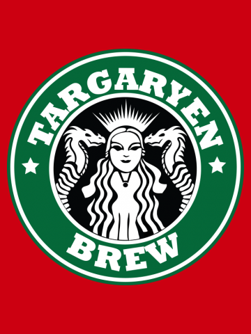 Holiday Targaryen Brew Shirt