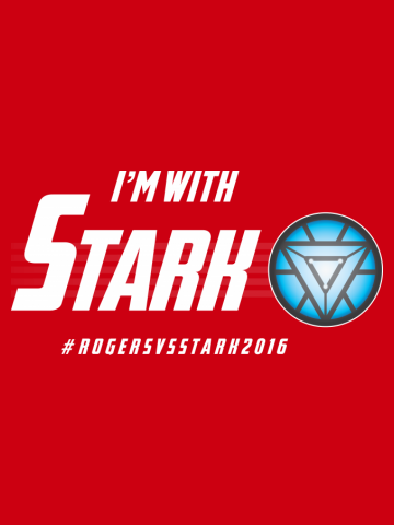 I'm with: Stark