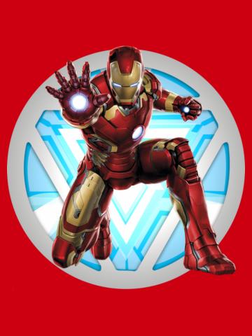 Iron Man Heroes 1