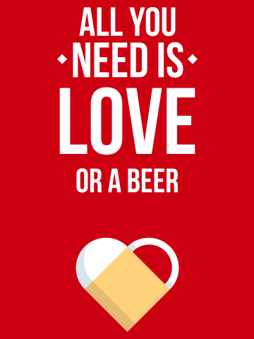 Love or beer