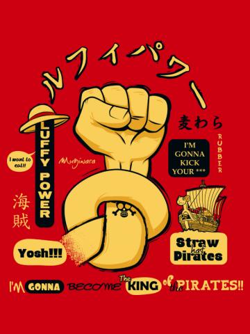 Luffy power