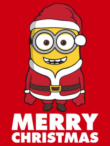 Merry Christmas Minion