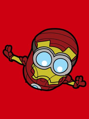 Minions Assemble - Ironmin