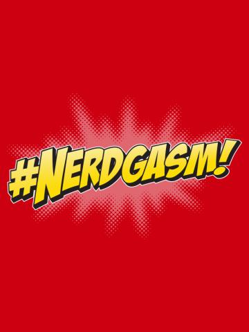 #NERDgasm!