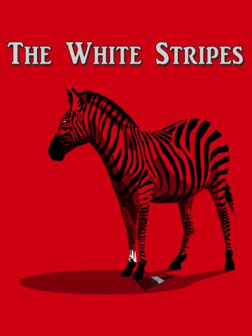Non-White Stripes
