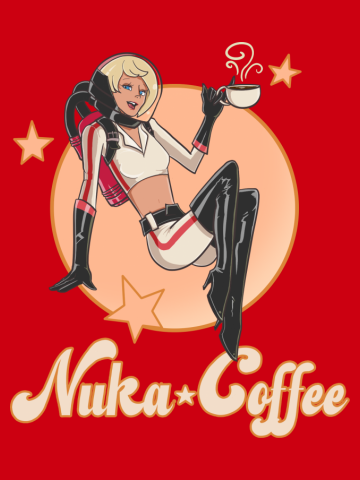 Nuka Coffee