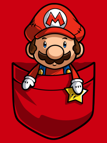 Pocket Super Mario