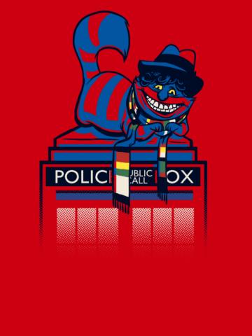 Police Cat Box