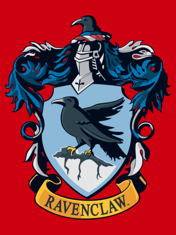 Ravenclaw Crest - Harry Potter