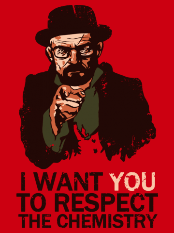 I want you to respect the chemistry - BrBa Poster