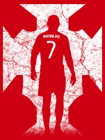 Ronaldo (Portugal White)