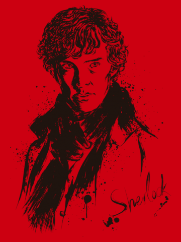 Sherlock Drawing