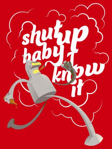 Shut Up Baby