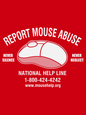 Stop Mouse Abuse