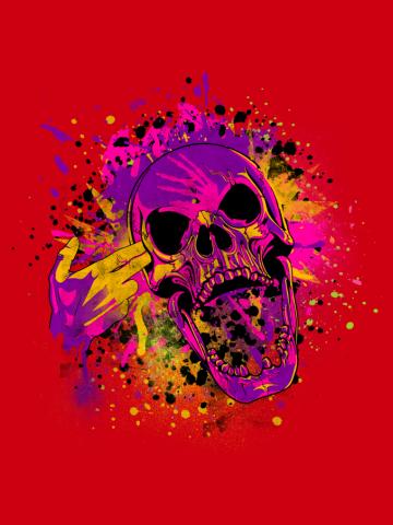 Suicidal Skull