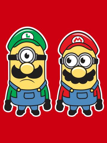 Super Mario Minions
