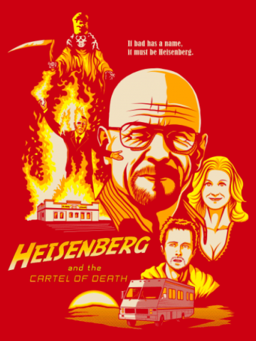 The Cartel of Death - Breaking Bad