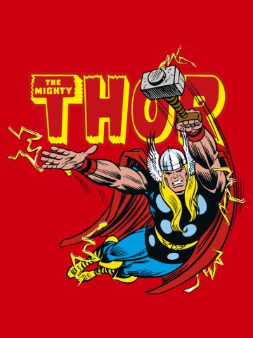 Thunder Struck Thor