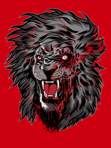 Zombie Lion II