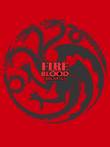 Fire & Blood - Game of Thrones