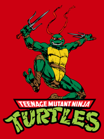 Raphael teenage mutant ninja turtle