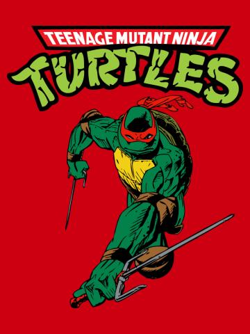 Raphael teenage mutant ninja turtles