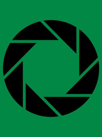 Aperture Science Logo - Portal