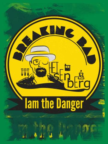 Breaking Bad - I'm the danger