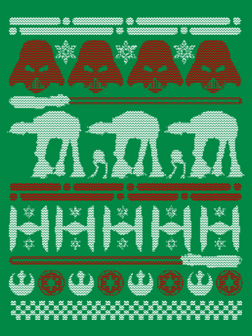 Christmas on Hoth