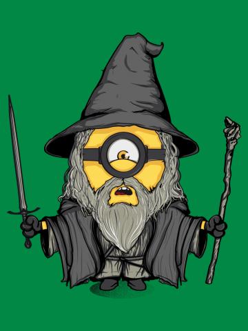 Gandalf Minion