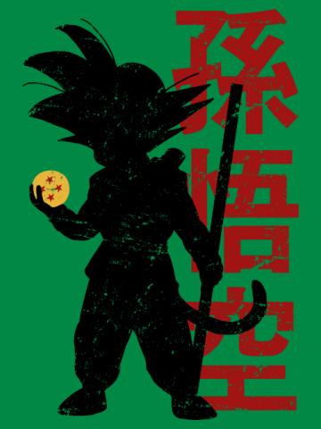 Goku shadow