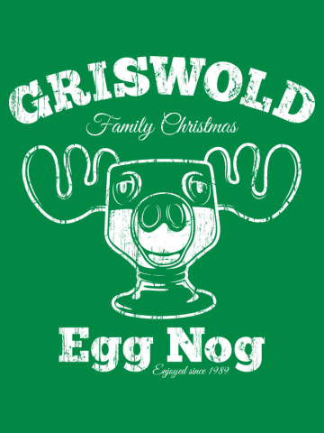 Griswold Christmas Egg Nog