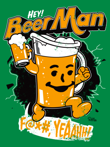 Hey, Beer Man