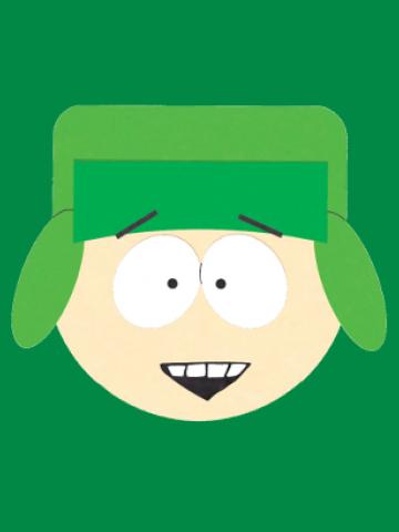 Kyle Face - South Park