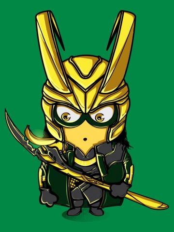 Loki Minion