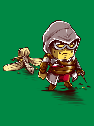Minion Assasin Creed