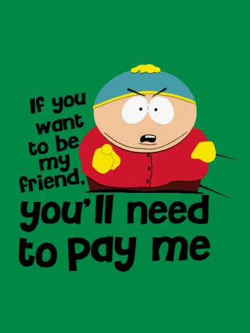 Pay Me - South Park