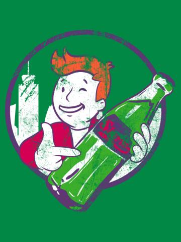 Slurm Cola - Fallout