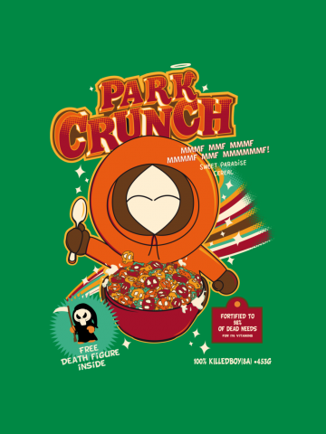 South Park Cruncy Cereals