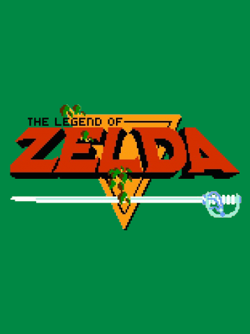 The Legend Of Zelda Logo
